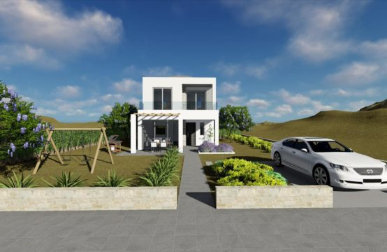 Detached house 69 m² in Sithonia, Chalkidiki